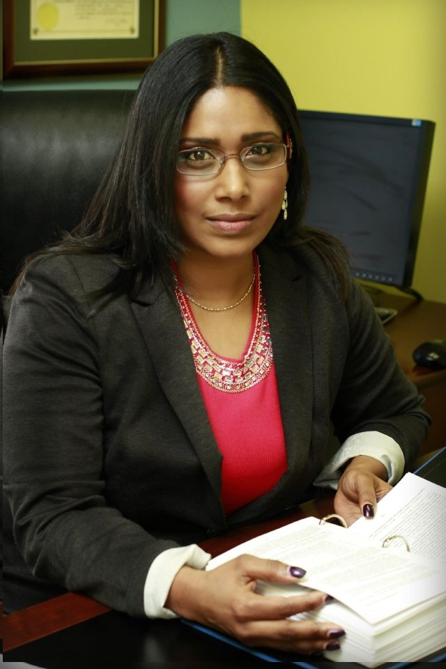 Attorney Cindy Ramjattan-Paul